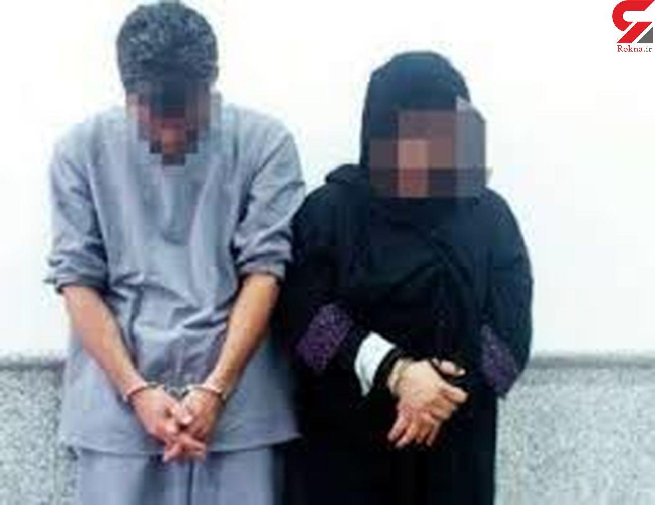 بازداشت 4 زن و مرد قمی در خانه زنان تنها