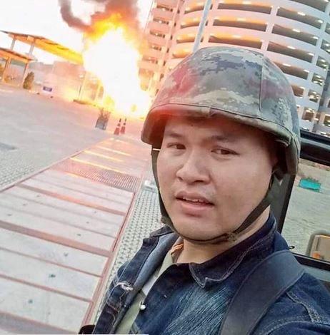 تیراندازی در تایلند 01