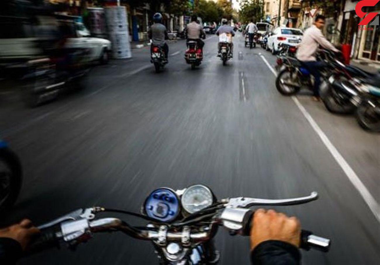 چرا متخلفان خیابانی در تهران پلیس می شوند!