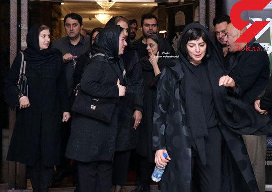 اولین عکس نگارجواهریان پس از بازگشت به ایران