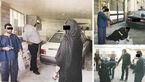 اعتراف دزد ناموس به کشتن زن و شوهر + عکس متهم در بازسازی قتل