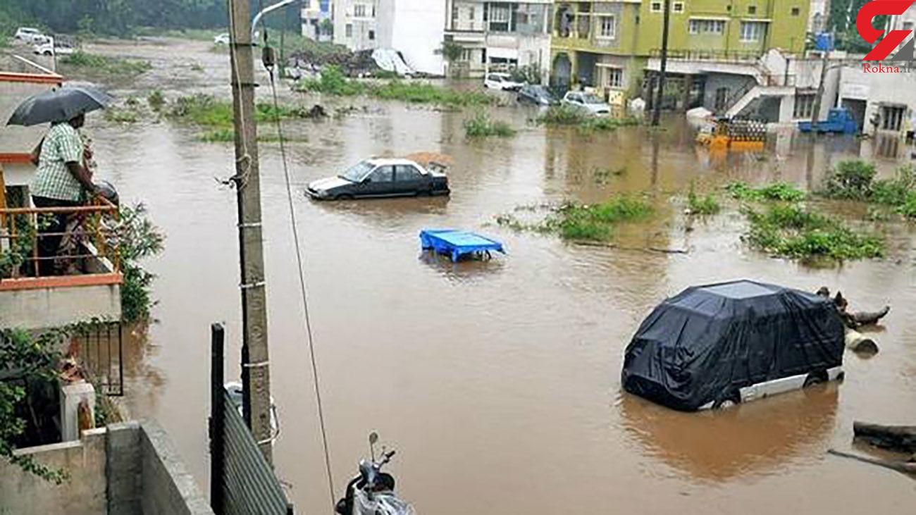 اعلام وضعیت اضطراری در سنگال در پی بارندگیهای سیلآسا