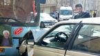 برخورد مرگبار اتوبوس شرکت واحد با پژو در تبریز + عکس