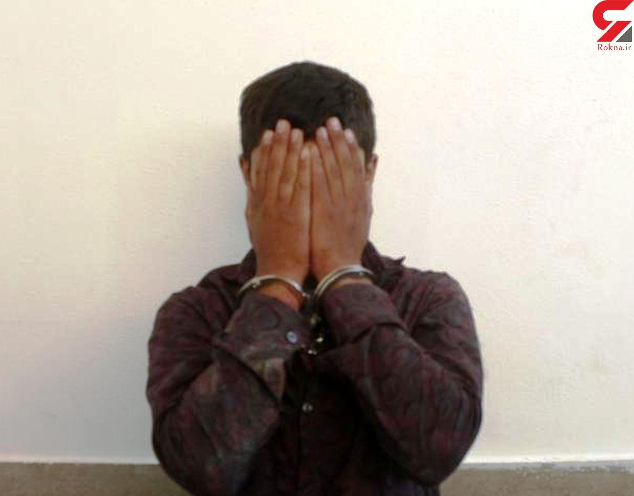 دستگیری سارق بیمارستانی در اراک