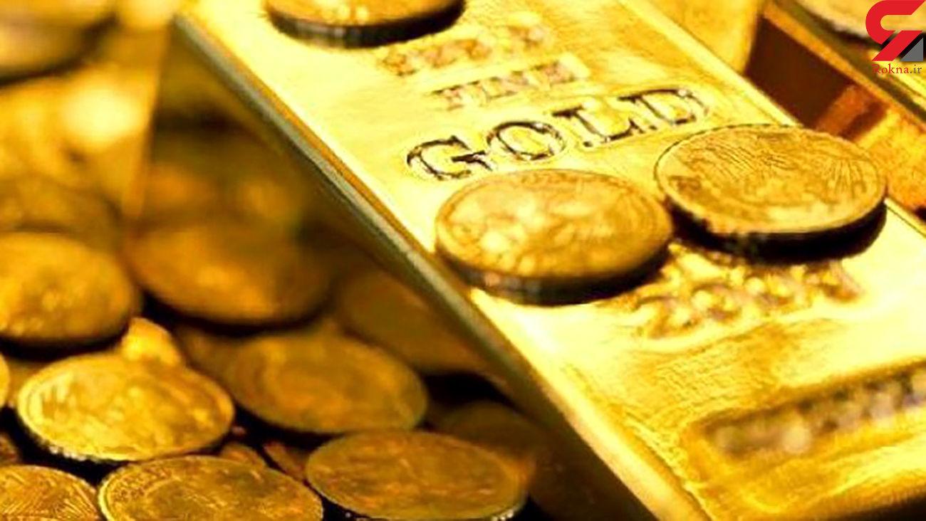 قیمت سکه و قیمت طلا امروز پنجشنبه 19 فروردین + جدول
