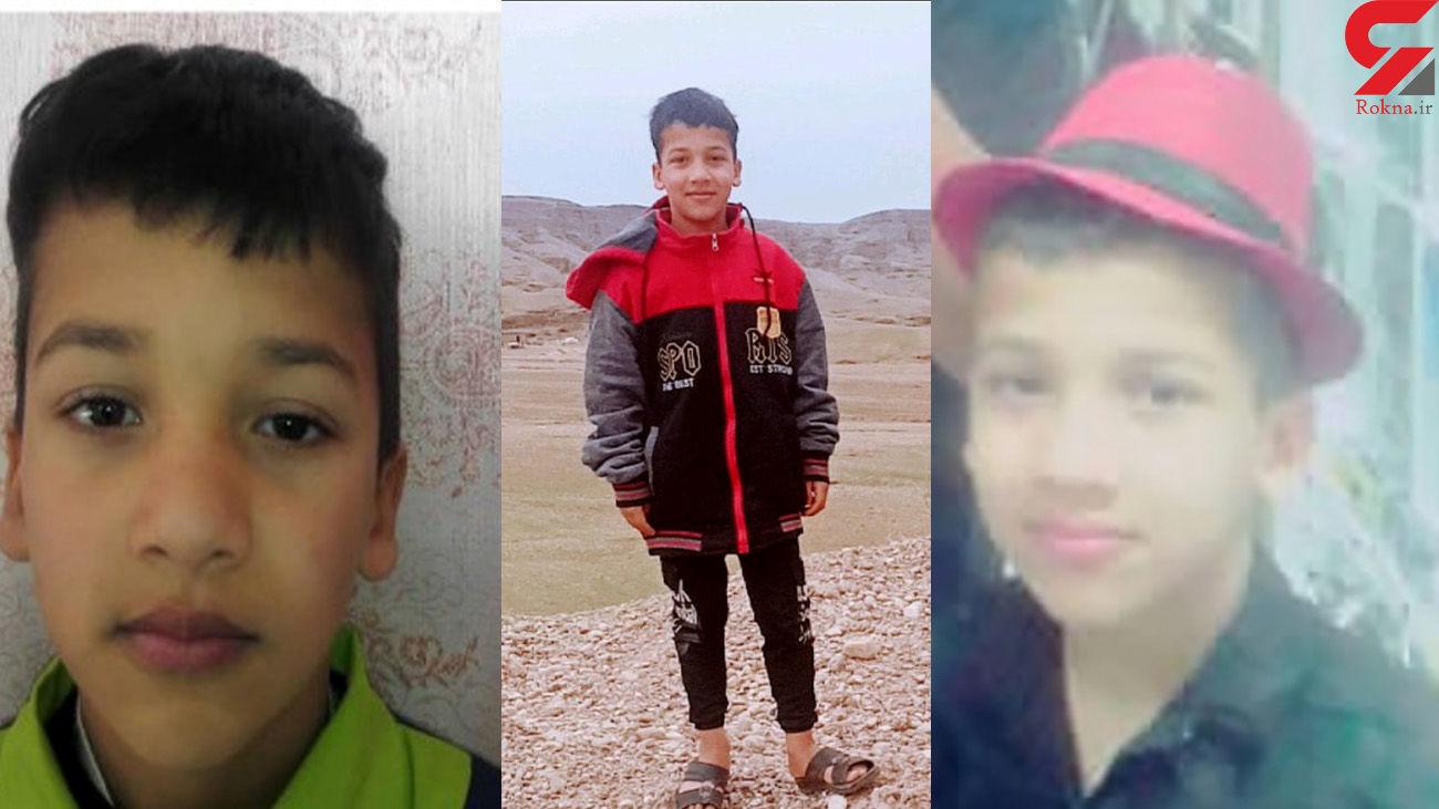 حسین 10 ساله خوزستانی شهید شد / چهارشنبه گذشته رخ داد + فیلم گفتگوی اختصاصی و عکس