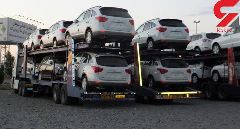 مشکل ثبت سفارش واردات خودروهای خارجی حل می شود
