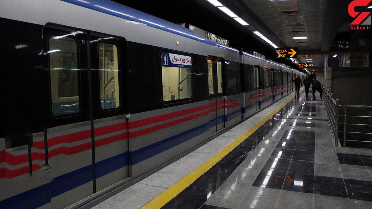 تهران به بیش از هزار دستگاه واگن مترو نیاز دارد