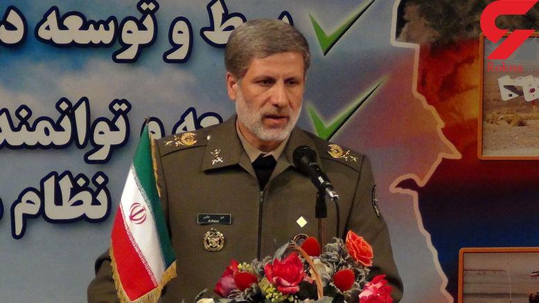 تروریستها منتظر دست انتقام ملت ایران باشند