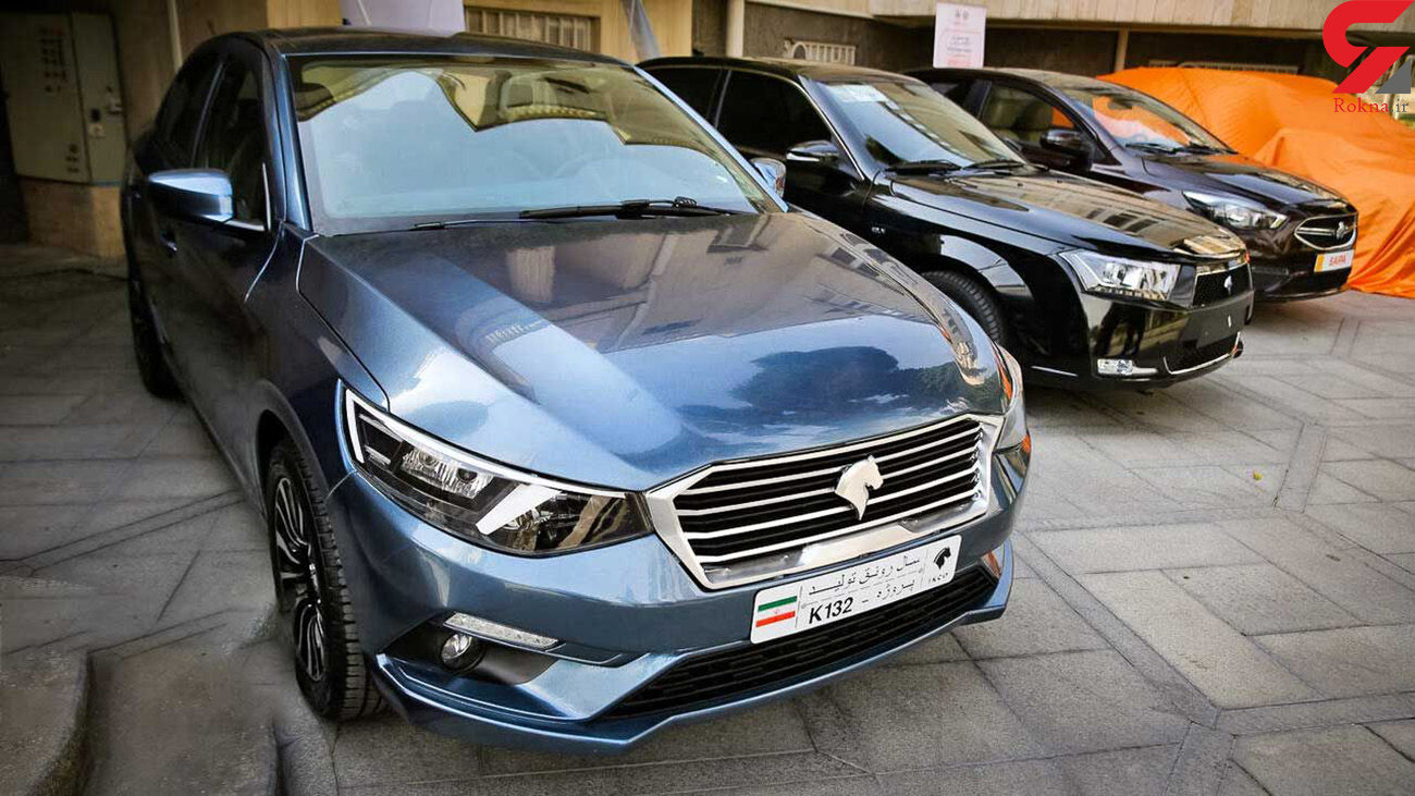 محصول جدید ایران خودرو K۱۳۲  کی به بازار می آید؟ + فیلم