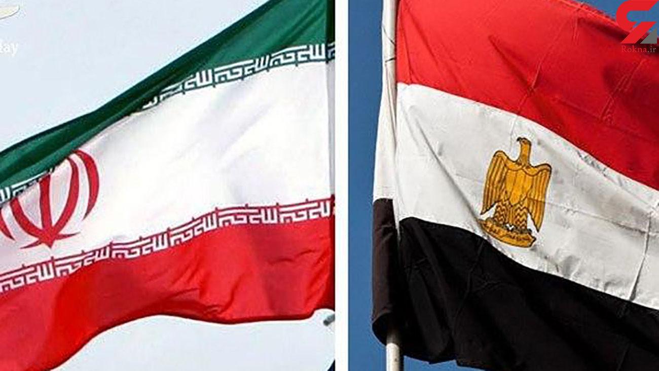 دفتر حافظ منافع ایران در قاهره: شاهد سقوط همزمان اخلاقی و بینالمللی آمریکا هستیم