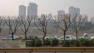 هوای تهران ناسالم برای حساسها است