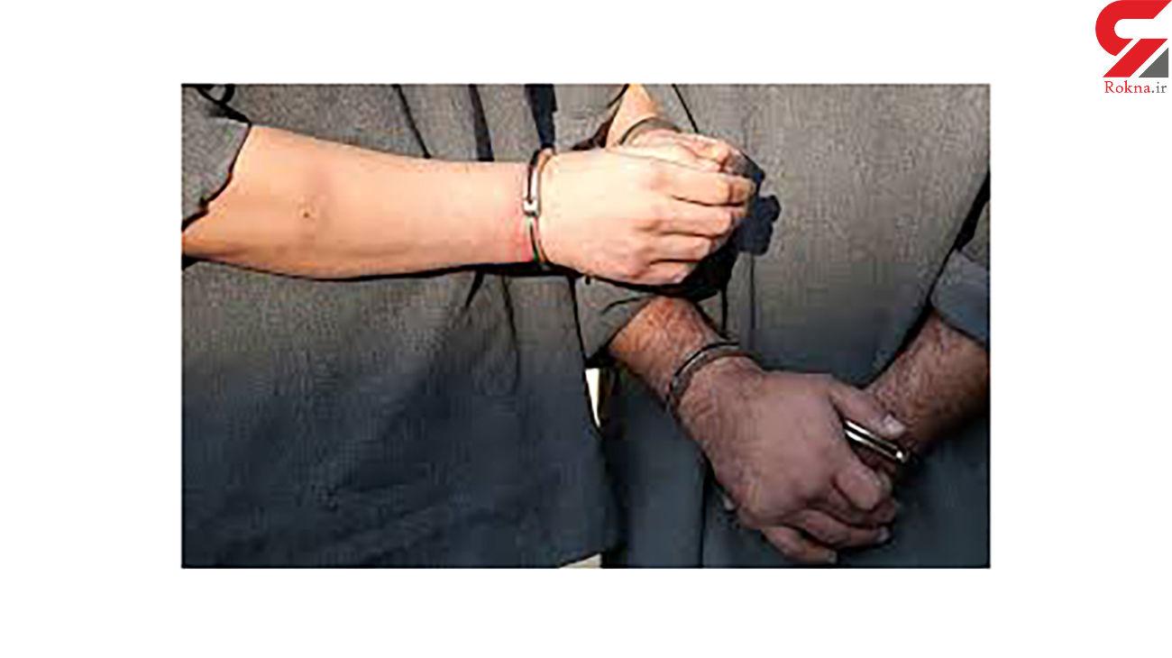 دستگیری شکارچیان حرفه ای در جاجرم