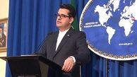 واکنش سخنگوی وزارت خارجه به توییت فارسی رئیس جمهور آمریکا