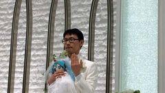 ازدواج عجیب مرد ژاپنی با یک عروسک! +تصاویر