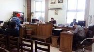 بلای پلید بر سر نسرین بعد از طلاق در خانه تنهایی! / فرشاد فاش کرد + عکس در دادگاه