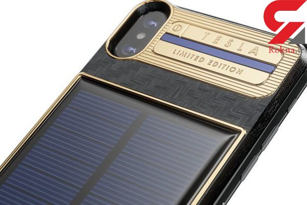 آیفون با شارژ خورشیدی ساخته می شود