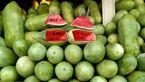 ارزانی هندوانه در آستانه ماه رمضان