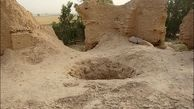 دستگیری 4 حفار غیرمجاز در حریم تاریخی نیشابور