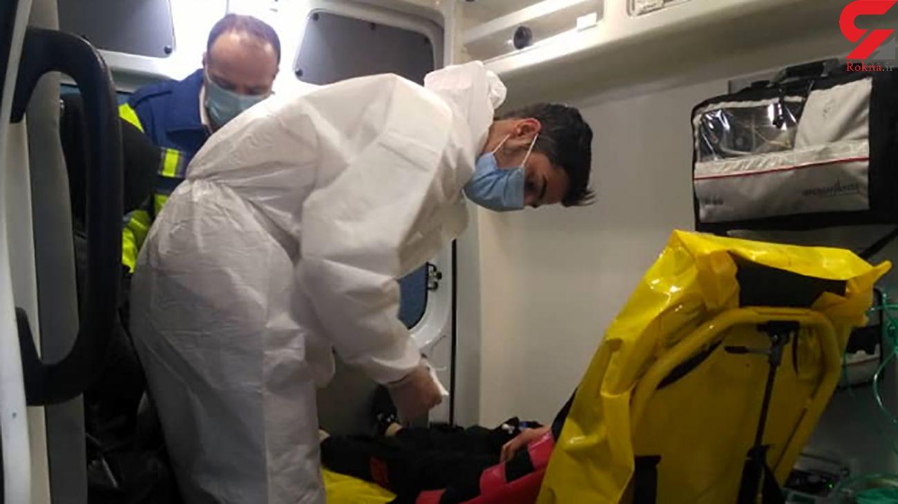 تصادف خونین در امامزاده هاشم / 5 تن زخمی شدند