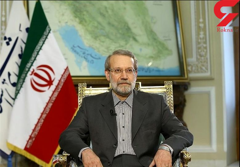 لاریجانی: آمریکا قصد دارد سازمان ملل را نابود کند