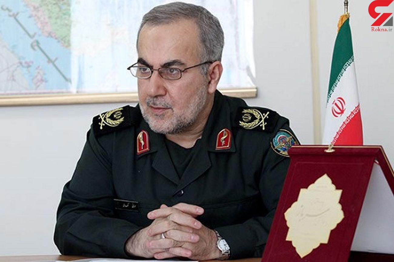 توضیحات سردار کمالی درباره حقوق سربازان