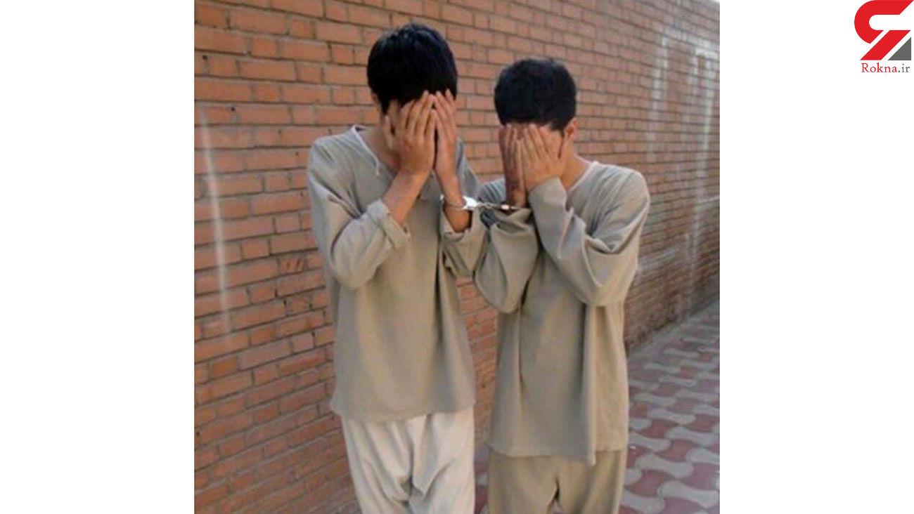 دستگیری قاتل مسلح بی رحم در بم