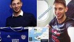 ناپدید شدن هواپیمای حامل فوتبالیست معروف+ عکس