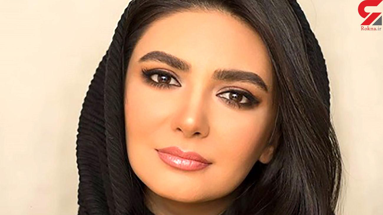 خانم بازیگر آبادانی حلقه ازدواج گرانقیمتش را به رخ دیگران کشید + عکس