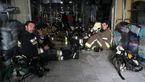 50 آتش نشان شهید شدند+عکس