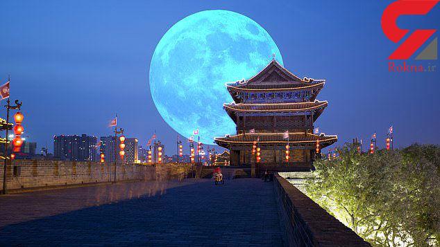 چین، ماه مصنوعی میسازد! + عکس