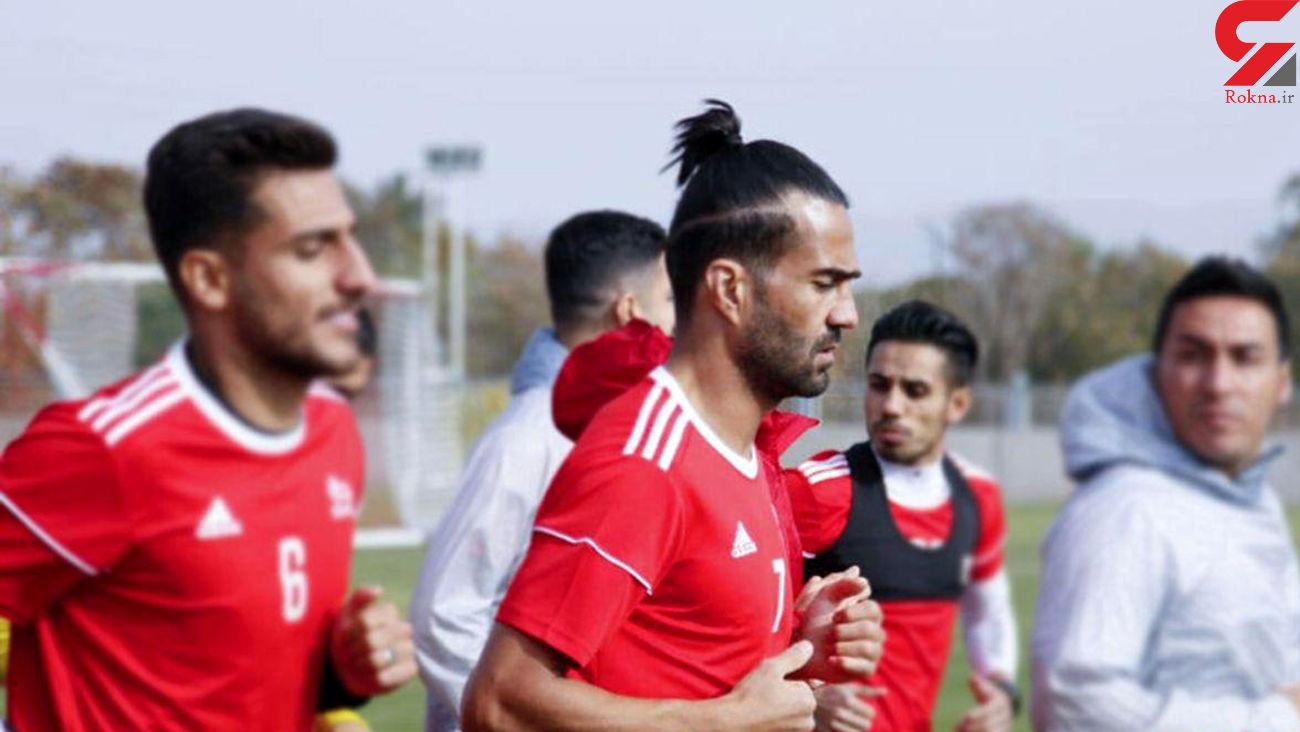 لغو مسابقات تیم ملی فوتبال ایران در نوروز 1400