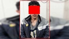 راز کیسه ای بزرگ یک جوان که در خیابان های خلوت آبادان پرسه می زد + عکس