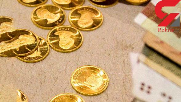 نرخ طلا و سکه در 18 دی ماه 97 + جدول