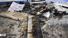 آتشسوزی فروشگاه پوشاک مهار شد