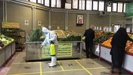 خطر انتقال کرونا در میادین میوه و تره بار