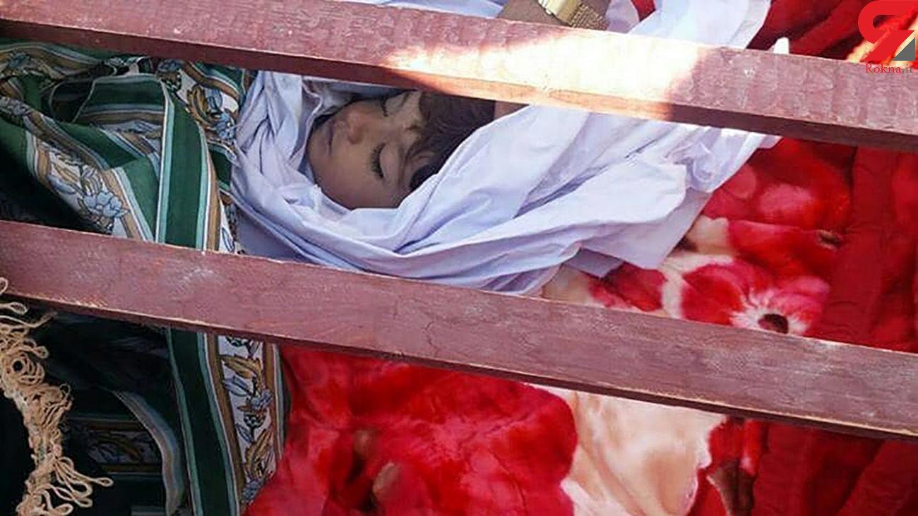 عکس جنازه کودکی که ایران را تکان داد + علت مرگ کودک دشتیاری مشخص شد