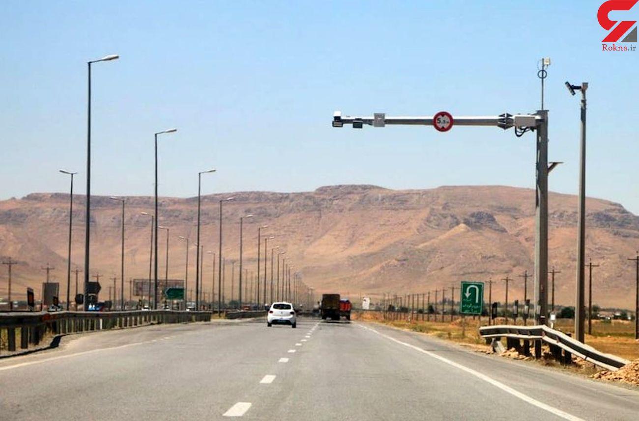 افزایش ۱۸ درصدی تردد در راههای استان مرکزی