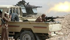 جزئیات عملیات منحصر به فرد یگان پهپادی انصارالله در استان الجوف