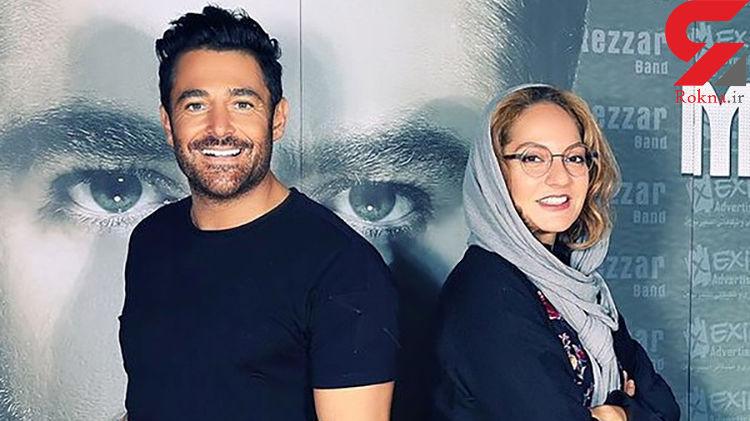 پست جنجالی مهناز افشار بعد از طلاق به محمدرضا گلزار + فیلم و عکس