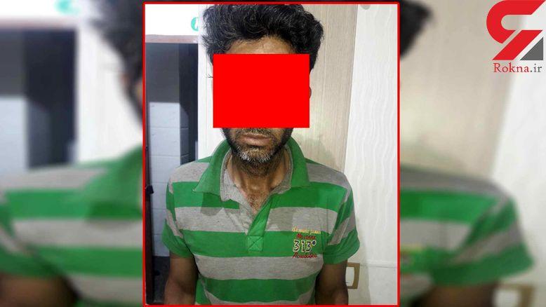 پایان کابل دزدی مرد افیونی در آبادان / این متهم تازه از زندان آزاد شده بود +عکس