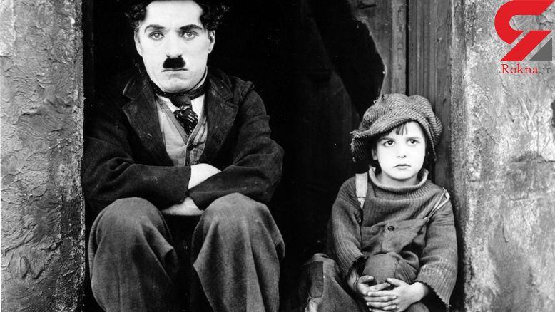 فیلم معروف چارلی چاپلین انیمیشن میشود