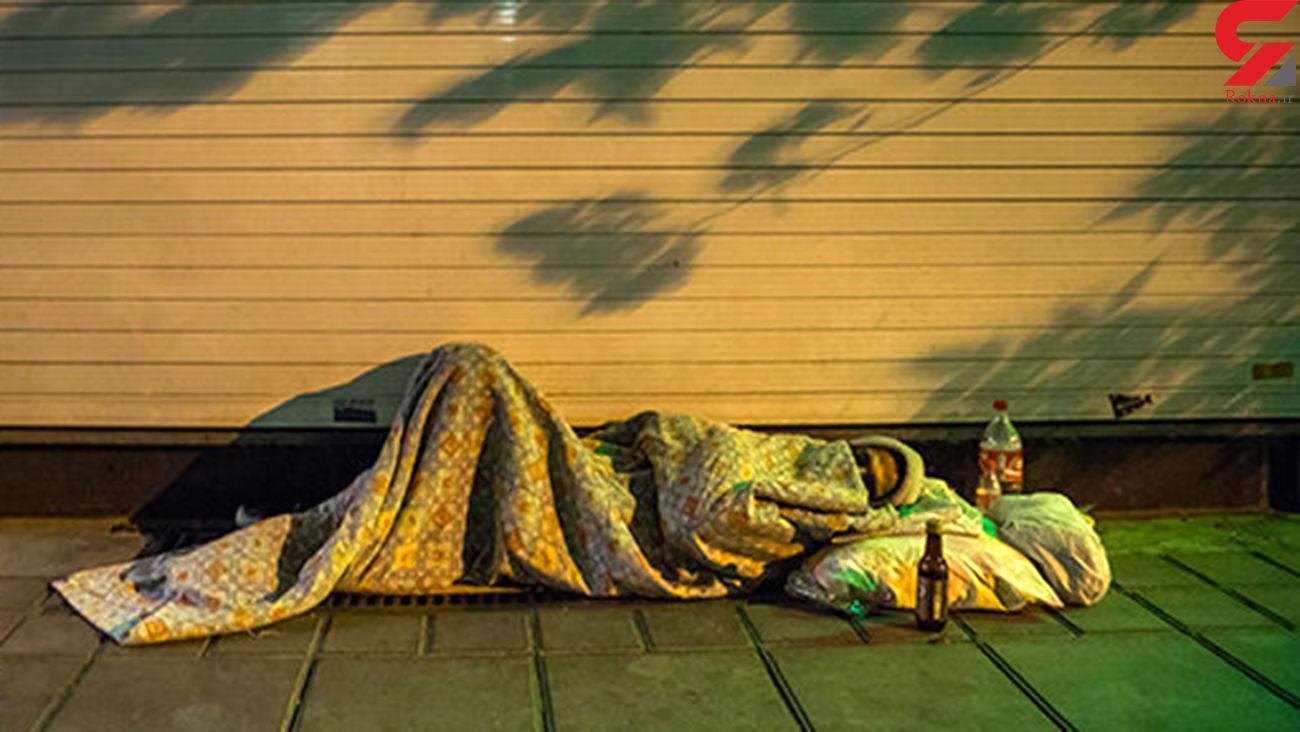 غربالگری کرونا برای معتادین متجاهر در لرستان