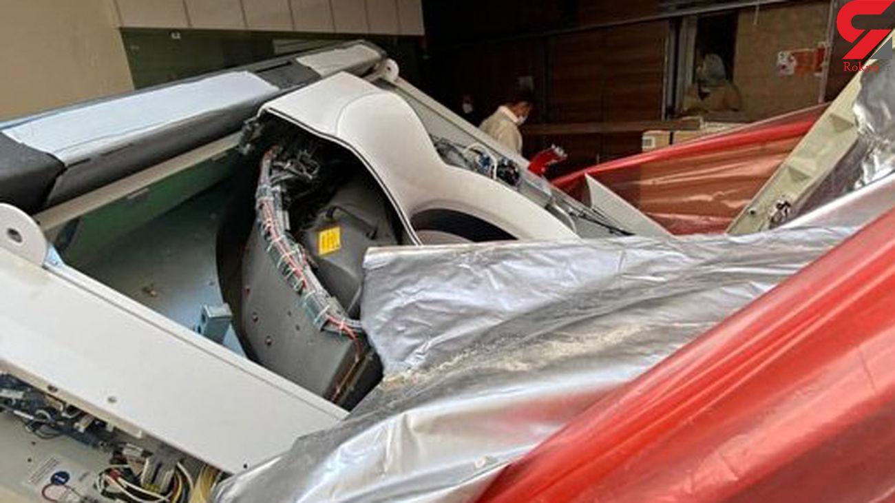 حادثه 20 میلیارد تومانی در بیمارستان امام خمینی تهران