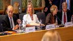 رویترز : تحریم جدید اروپا علیه ایران اقدامی سمبولیک