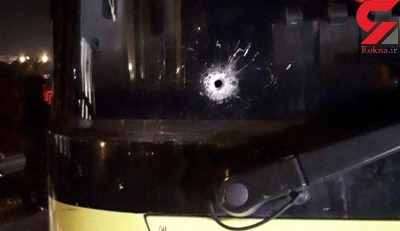 دو شهرک نشین نزدیک رام الله مجروح شدند