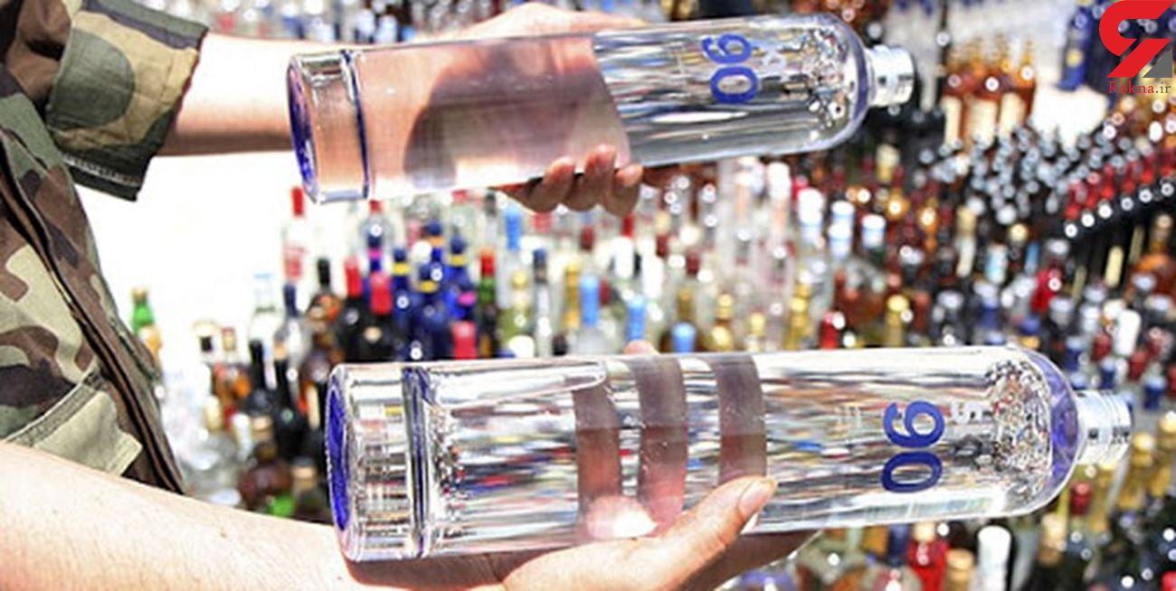 سپاه کارگاه مشروبات الکلی در بندرعباس را منهدم کرد