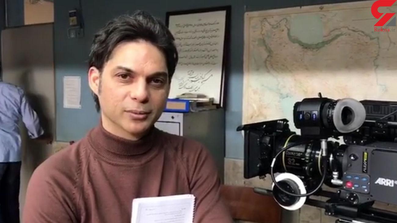 پیام ویدئویی پیمان معادی خطاب به کسانی که نمی خواهد در انتخابات شرکت کنند+ فیلم