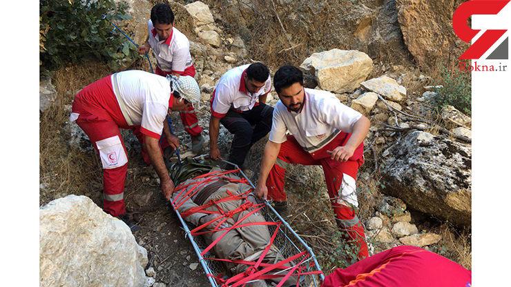 مرگ فجیع مرد52 ساله در ارتفاعات دالاهو