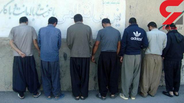 اجرای طرح ارتقاء امنیت اجتماعی در مهران